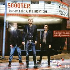 SCOOTER - MUSIC FOR A BIG NIGHT OUT NEW CD