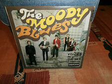 "the moody blues""voices in the sky"".single7"".fr.deram:17014..du 6/1968.languette."