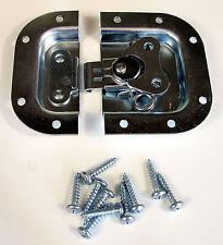 Genuine Penn Elcom 3758 Zinc Recessed Butterfly Latch - Rack & Pedal Board Cases