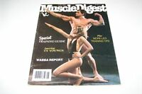 JUNE 1980 MUSCLE DIGEST body building magazine
