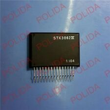 1PCS Audio Power AMP IC MODULE SANYO SIP-15 STK3062IV STK-3062IV