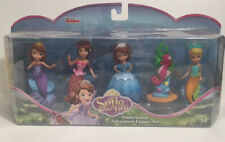 ✨ Disney Junior Sofia The First Royal Friends Mermaid Figure Set NIB ✨