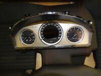 mercedes tacho kombiinstrument w204 c klasse benziner a 2049003300 VDO siemens