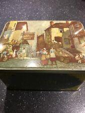 Vintage Large Toffee Tin Milady Waller & Hartley Ltd, Retro , Nostalgia