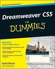 Dreamweaver CS5 For Dummies-ExLibrary