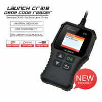 2020 New LAUNCH X431 Creader CR319 Code Reader OBD2 EOBD Diagnostic Scanner Tool