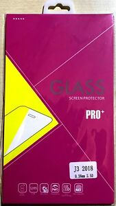 genuine tempered glass screen protector for samsung galaxy J3 series