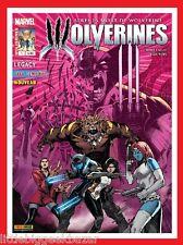 WOLVERINES 01 1 Juillet 2015 Logan Wolvie Wolverine Legacy Marvel # NEUF #