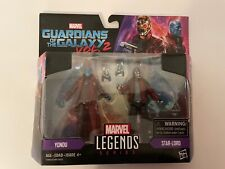 Marvel legends yondu and star-lord 2-pack mib