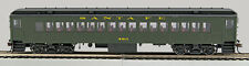 "HO ""P-54"" Santa Fe, Coach+Bag-Mail,(02) Pull Green,Bk roof,(1-94040)"