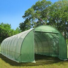 Green Garden House Walk In Greenhouse 26'x10' (B2) - Total Weight 119 Pounds