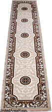 "3x16 Runner Rug Persian Oriental Medallion Floral Hallway Size 2'8""x15'5"" New"