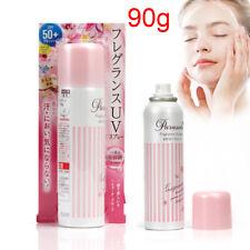 1x Naris up Spray Parasola Moisture Fragrance UV Essence SPF 50+ PA ++++ 90g New