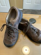 KEEN Men's Citizen Low Top Lace Up Waterproof Hiking Shoe Brown Size 9 (14)