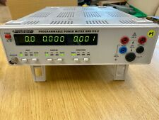 ROHDE & SCHWARZ R&S HAMEG HM8115-2 PROGRAMMABLE POWER METER