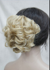 Ponytail Extension CURLY Clip on Hair Piece Beautiful Color choos Hair Extension