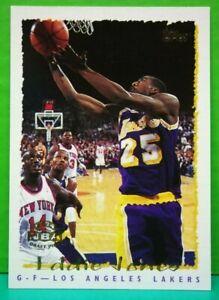 Eddie Jones rookie subset card 1994-95 Topps #243