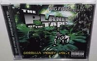 DJ RECTANGLE & BIG FACE PRESENT PLANET OF THE TAPES GORILLA MONEY VOL 1 NEW CD
