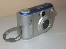 Samsung Digimax 200 2.1MP  - Digital Camara - Plateado
