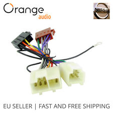 For Nissan 200SX -2000 ISO stereo plug adaptor Wiring Lead Harness Adapter