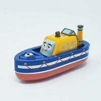THOMAS & FRIENDS WOODEN RAILWAY CAPTAIN MISTY ISLAND BOAT