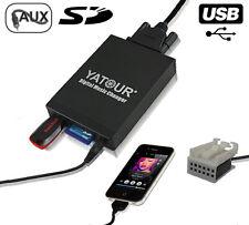Boitier adaptateur Interface USB SD Mp3 Auxiliaire 12 pin Audi A3 A4 TT et R8
