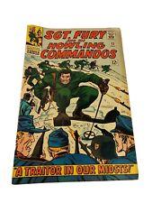 Sgt Fury and His Howling Commandos #32 ORIGINAL Vintage 1966 Marvel Comics