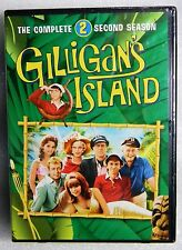 Brand New GIFT Ready Gilligans Island Complete 1965 Season 2   6-DVD BoxSet