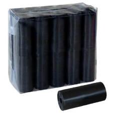 Happet WC02 30x20 cm Hundekotbeutel - Schwarz, 400 Stück