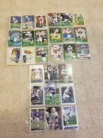 Lot Of 50 Indianapolis Colts Cards Peyton Manning/others