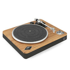 House of Marley Stir It Up Wireless Turntable - Record Player  Bamboo Wood