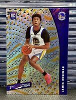 🔥2020-21 Panini Revolution James Wiseman RC #101 Rookie ✨ Warriors Hoyas