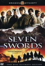 Seven Swords [New DVD] Subtitled, Widescreen