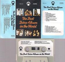 BONEY M  CHIC AMII STEWART SISTER SLEDGE ERUPTION DIFICULT SAUDI  cassette