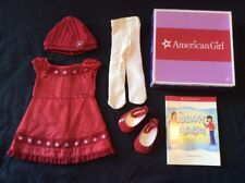 Genuine American Girl Doll Clothes Scarlett & neige tenue en boîte!