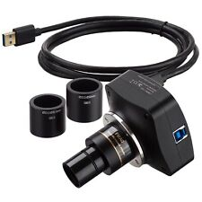 High-performance Back-illuminated 2MP USB3.0 Microscope Camera for Low-light and