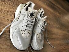 Nike Huarache Light Grey Trainers Size 4.5
