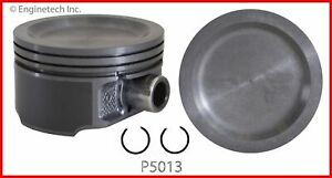 Piston For Select 99-11 Ford Lincoln Mercury Models P5013(1)STD