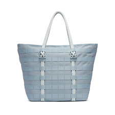 Nike AF-1 Tote Bag -Ice Blue -Reflective Cord -Air Force 1 -BA4989 363 -New