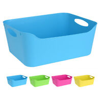 Builders Tools Storage Toy Basket Washing Cleaning Flexible Trug Laundry Clothes