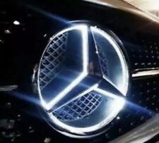 2015-2018 Mercedes Benz Front Star Led Emb White Light Deep Dish Glc Gle Gls