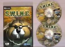 SWINE S.W.I.N.E. EXCELLENT REAL TIME STRATEGY GAME FOR THE PC!!