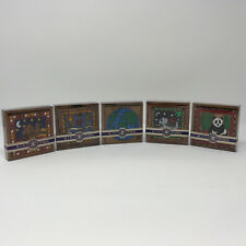 Mini Wooden Slide Puzzle Lagoon Games Lot of 5 Puzzles