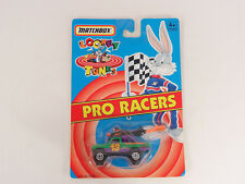 Matchbox 1993 Die Cast Looney Tunes Pro Racers Daffy Duck Pickup Item 44800 New