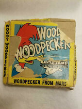 Woody Woodpecker, Woodpecker from Mars, Vintage Super 8