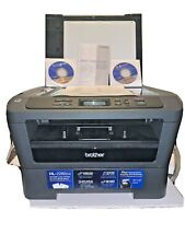 BROTHER HL-2280DW 2280 Duplex Wireless Laser 27 ppm Printer 250 Sheets With 2 CD