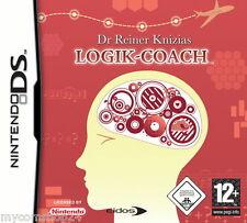 Nindendo DS Dr.Reiner Knizias Logik Coach NEU&OVP  (Deutsch)