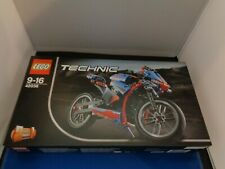 LEGO Technic 42036 Street Motorcycle RETIRED - new in sealed box