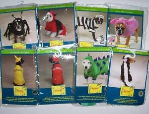 NWT Casual Canine Dog Costume Choose Style and Size XS, S, or M