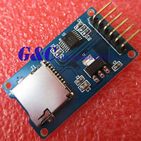 10PCS Micro SD Storage Board SD TF Card Memory Shield Module SPI ArduinO M48